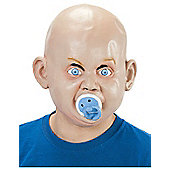 Baby with Dummy Mask