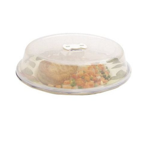 Kitchen Craft Microwave Plate Cover & Air Vent 26cm