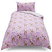 Disney Bambi Single Duvet Set TESCO EXCLUSIVE