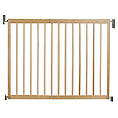 Mothercare Safest Start Wooden Extending Safety Gate