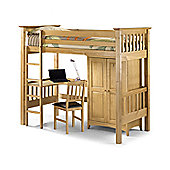 Julian Bowen Bedsitter Bunk Bed