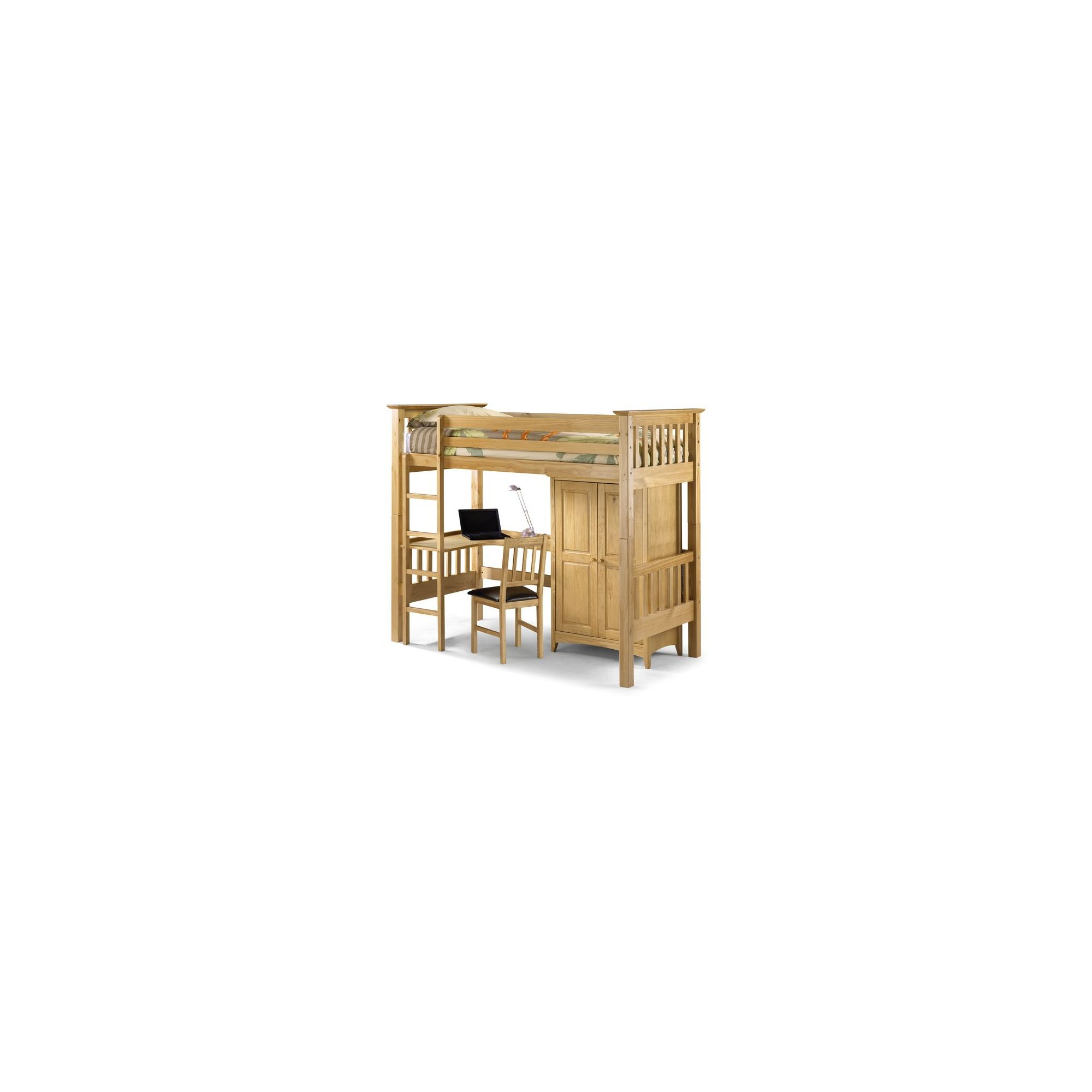 Julian Bowen Bedsitter Bunk Bed at Tesco Direct