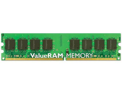 Kingston ValueRAM 2GB 800MHz DDR2-SDRAM Unbuffered Non-ECC CL6 DIMM Memory Module