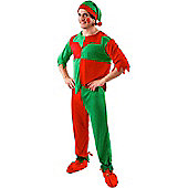 Men's Elf Costume Extra Large