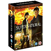Supernatural Season 1 (DVD Boxset)