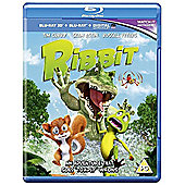 Ribbit 3D (Blu-ray)