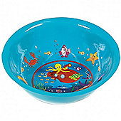 Deep Sea Party Plastic Serving Bowl 30cm