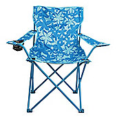 Trail Printed Folding Camping Chair