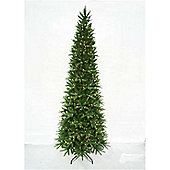 7ft Aspen Slim Pine Luxury Premium QuickLight PE Tree
