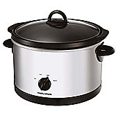 Morphy Richards 48697 Round Slow Cooker 6L