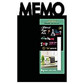 Memo Board With Marker
