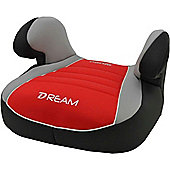 Nania Dream Booster Seat (Agora Carmin)
