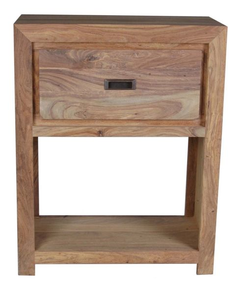 Wiseaction Lingfield Small Console Table with One Drawer