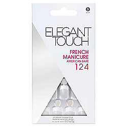 Elegant Touch French, American Bare (S) 124 (was Nat Bare)