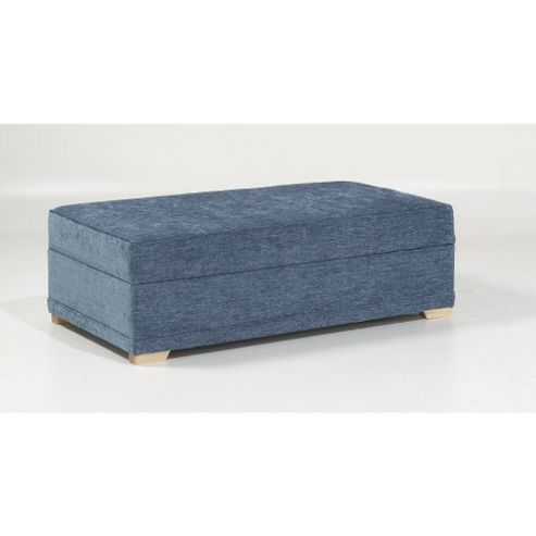 Buy double box bed teal from our sofa beds range tesco for Sofa bed in a box