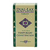 Dual-Lax Extra Strong Tablets