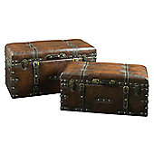 "Alterton Furniture ""Just in Case"" Trunk (Set of 2)"