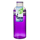 Sistema Trio Drink Bottle 580ml, Purple