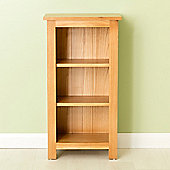 Carne Oak Mini Bookcase - Light Oak