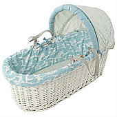Baby Joule Magical Moses Basket (On the Farm)