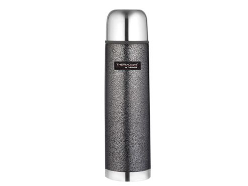 Thermos 187026 Thermocafe Hammer Stainless Steel Flask 1Ltr