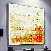 Parvez Taj Life Guard Wall Art - 61 cm H x 61 cm W x 5 cm D