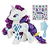 My Little Pony Cutie Mark Magic Glamour Glow Rarity Figure