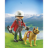 Playmobil - Mountain Rescue with Search Dog 5431