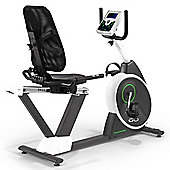 Tunturi GO 50 Recumbent Exercise Bike / Cycle