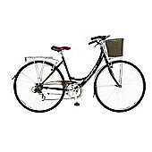 "16"" Viking Prelude 7-Speed Ladies' Bike, Black"
