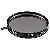 Hama Polarising Filter circular 55.0 mm coated - Black