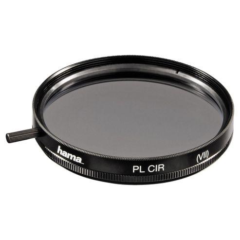 Hama Polarising Filter circular 55.0 mm coated - Black