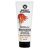 Nicky Clarke Supergloss Brunette Shampoo 250Ml