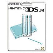 Official Nintendo DS Lite 3 Stylus Set - Turquoise - NintendoDS