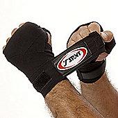 T-Sport 2.55m Hand Wraps - Black