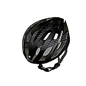 Carrera E0445 Rocket Road Helmet Black Graphite Large Xlarge 58-62cm