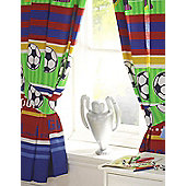 Football Curtains 54s