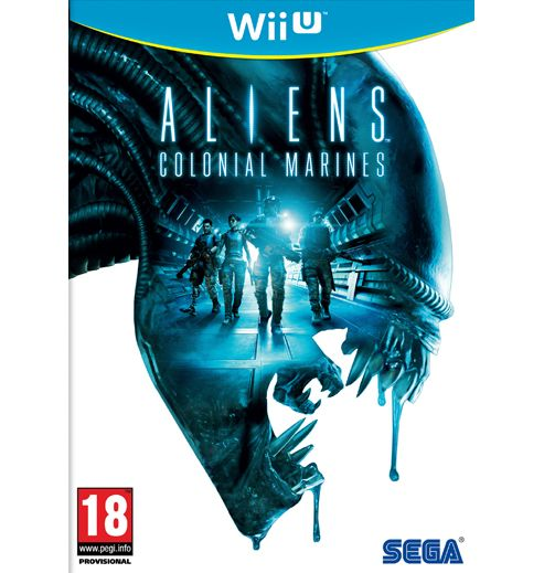 Aliens: Colonial Marines (Limited Edition) Wii U