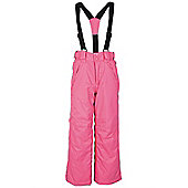Falcon Kid's Extreme Ski Pants - Pink
