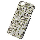 Tortoise™ Hard Protective Case, iPhone 5/5S, White/Green
