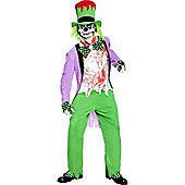 Bad Hatter - Adult Costume 18+