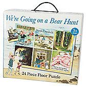 Bear Hunt Puzzle