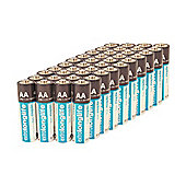 Maplin Extra Long Life Alkaline AA Batteries - 40 Pack