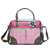 Bebejou Polka Dot Patch Changing Bag
