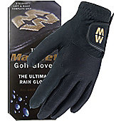 Mac Wet Ladies Rain Golf Gloves (Ladies)(Pair) - Multi