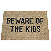 Dandy Beware of The Kids Doormat - 60cm x 40cm