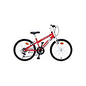 "Orbita BTT 20 H Single Speed 20"" Wheel Boys Mountain Bike (Red)"