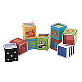 ELC Jungle Wonder Cubes