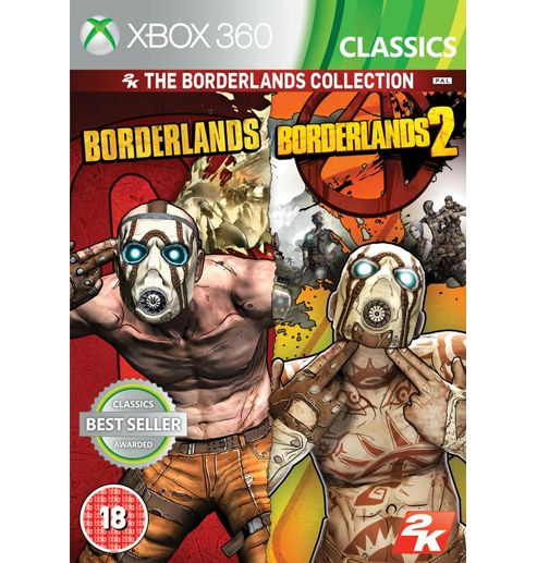 Borderlands 1 & 2 Double Pack (Xbox360)