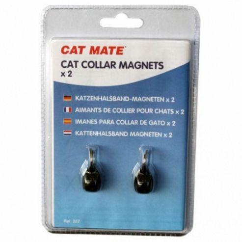 Cat Mate Collar Magnets